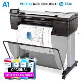 Plotter-A1-Multifuncional-Hp-T830
