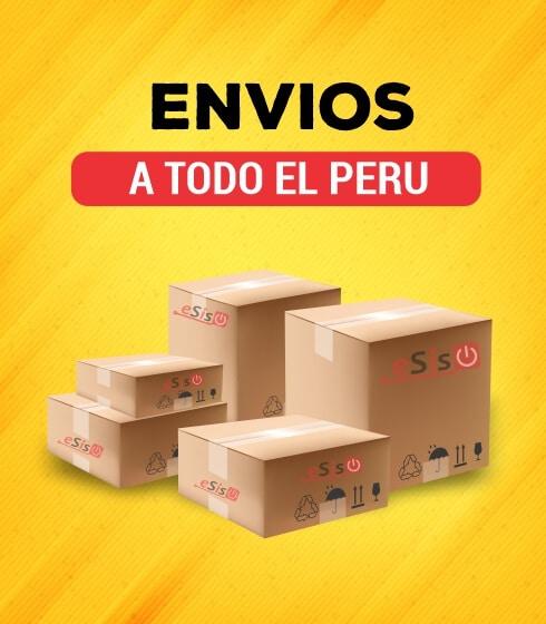 envios a todo el Peru